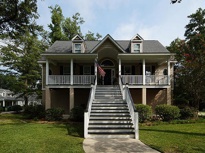 Summerville Single Family Home For Sale: 460 Waring Street
