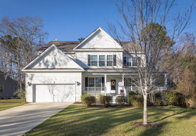 Hanahan Single Family Home For Sale: 1509 Dockside Court