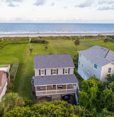 Isle Of Palms Single Family Home For Sale: 2616 Palm Boulevard
