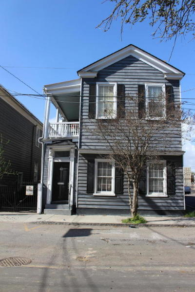 Charleston Single Family Home Contingent: 40 Spring Street