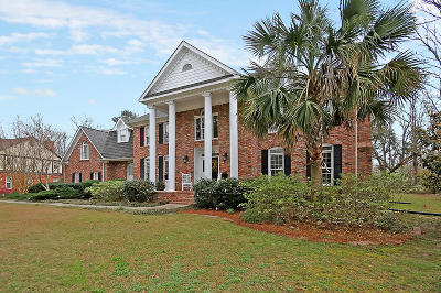 Summerville Single Family Home For Sale: 306 Middleton Blvd