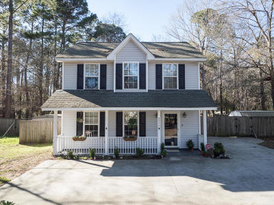 Johns Island Single Family Home Contingent: 3270 Walter Drive