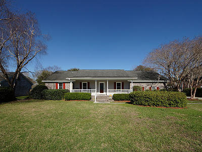 Charleston Single Family Home Contingent: 2138 Hunter Creek Drive