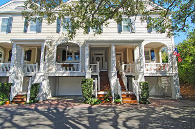 Seabrook Island Attached For Sale: 3026 High Hammock Road