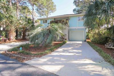 Isle Of Palms Single Family Home Contingent: 3 Twin Oaks Lane