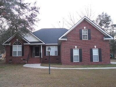 Goose Creek Single Family Home Contingent: 108 Iken Circle