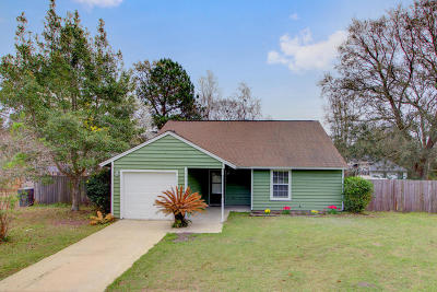 Single Family Home Contingent: 1166 Rivercrest Drive