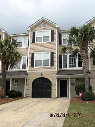 Mount Pleasant SC Attached For Sale: $329,500