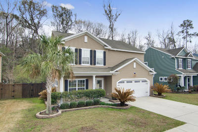 North Charleston Single Family Home Contingent: 5451 Kings River Drive