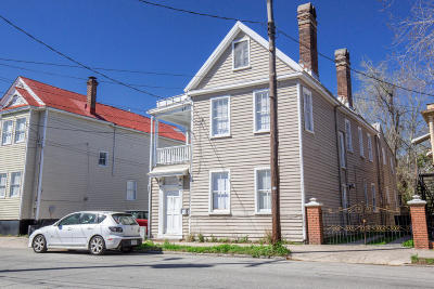 Multi Family Home Contingent: 94 Morris Street #A,  B,