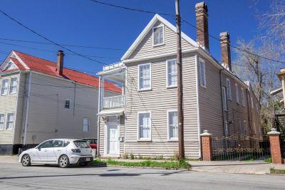 Charleston Multi Family Home Contingent: 94 Morris Street #A,  B,