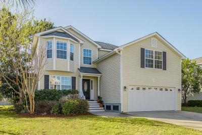 Ocean Neighbors Single Family Home For Sale: 1029 Clearspring Drive