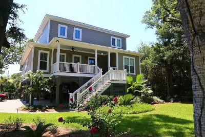Edisto Island Single Family Home For Sale: 1302 Jungle Road