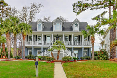 Johns Island Single Family Home For Sale: 4518 Hope Plantation Drive