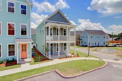 North Charleston Single Family Home For Sale: 4501 Finn Boulevard