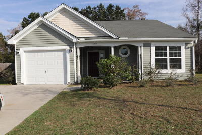Johns Island Single Family Home Contingent: 2085 Chilhowee Drive