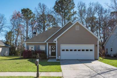 Johns Island Single Family Home Contingent: 2809 August Road