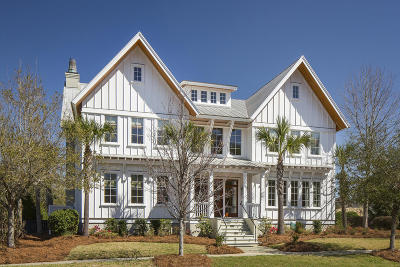 Charleston Single Family Home Contingent: 458 Creek Landing Street
