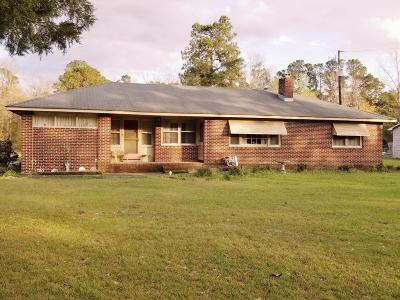 Walterboro Single Family Home Contingent: 146 Mount Carmel