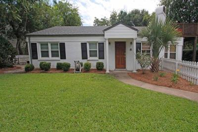 Isle Of Palms Single Family Home Contingent: 404 Palm Boulevard
