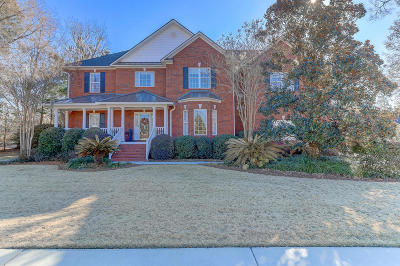Goose Creek Single Family Home Contingent: 120 Thames Drive