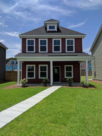 Berkeley County, Charleston County, Colleton County, Dorchester County Single Family Home For Sale: 4979 Chateau Avenue