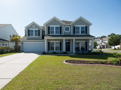 Goose Creek Single Family Home For Sale: 301 Willow Tree Lane