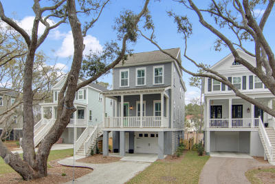 Charleston County Single Family Home For Sale: 1444 Eutaw Battalion Drive