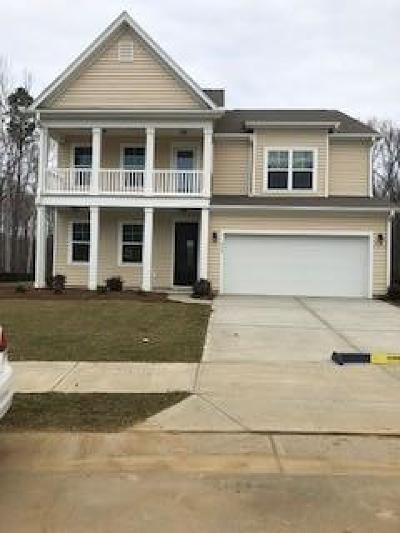 Moncks Corner Single Family Home For Sale: 618 Woolum Drive
