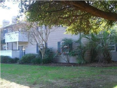 Charleston County Attached For Sale: 1402 Camp Road #1c