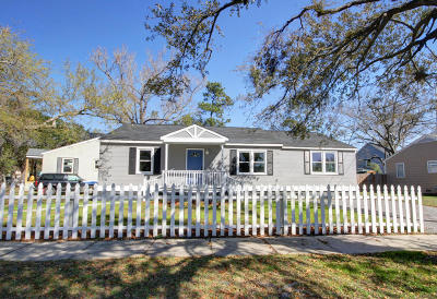 North Charleston Single Family Home Contingent: 1079 Lockhart Street