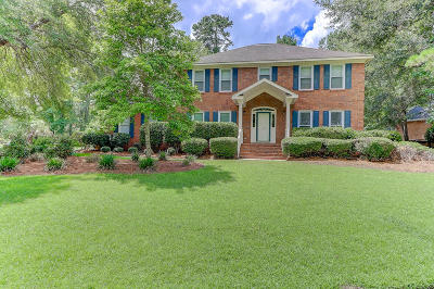 Summerville Single Family Home For Sale: 102 Leighton Court