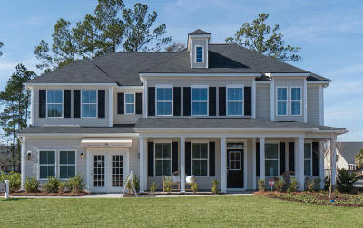 Moncks Corner Single Family Home Contingent: 445 Stonefield Circle