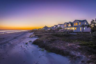 Folly Beach Single Family Home Contingent: 815 W Ashley Avenue