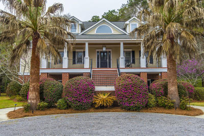 Summerville Single Family Home Contingent: 107 Oak Village Lane