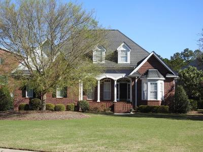 Mount Pleasant Single Family Home For Sale: 1404 Pointe Bluff Court