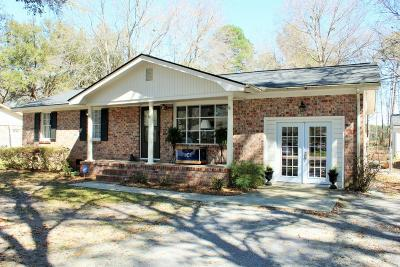 Johns Island Single Family Home Contingent: 1029 Summerall Road