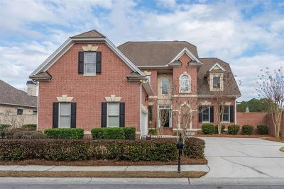 Mount Pleasant Single Family Home For Sale: 3511 Hartford Village Way