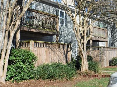 Charleston County Attached For Sale: 1402 Camp Road #14h