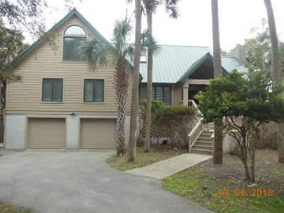 Charleston County Single Family Home For Sale: 170 Surfsong Road