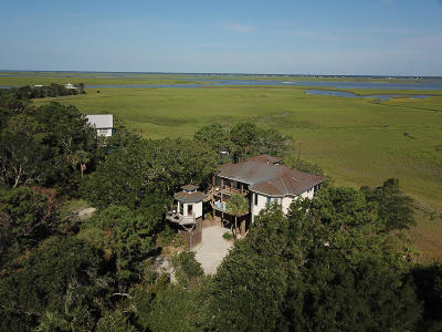 Dewees Island Single Family Home For Sale: 242 Old House Lane #Lot 126