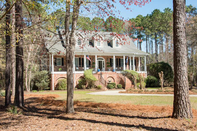 Single Family Home For Sale: 1809 Shell Ring Circle