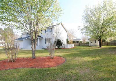 Moncks Corner Single Family Home For Sale: 1102 Quenby Lane