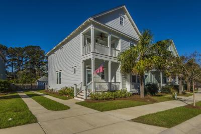 Mount Pleasant Single Family Home Contingent: 470 Bramson Court