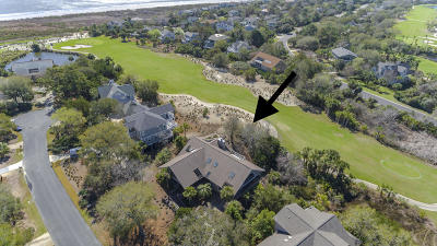 Seabrook Island Single Family Home For Sale: 3557 Seaview Drive