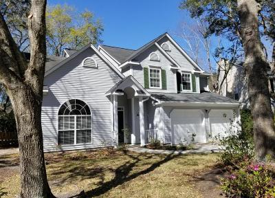 Mount Pleasant Single Family Home Contingent: 1934 Oak Tree Lane