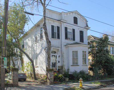 Single Family Home For Sale: 73 Bull Street