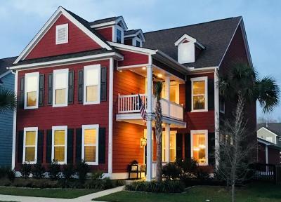 Charleston Single Family Home For Sale: 4298 William E Murray Boulevard
