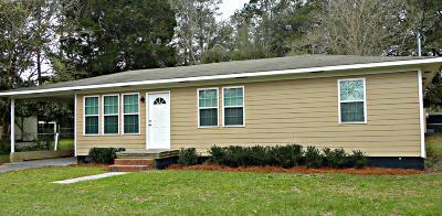 Walterboro Single Family Home For Sale: 102 Kiser Street