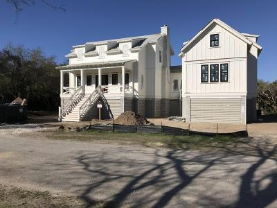 Sullivans Island Single Family Home For Sale: 2 Citadel Street